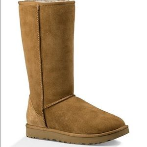Ugg classic tall boots - chestnut